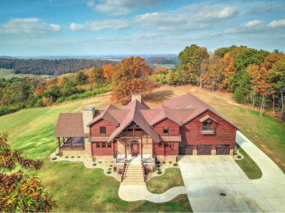 Greeneville Single Family Home For Sale: 2202 Olivet Mountain Road