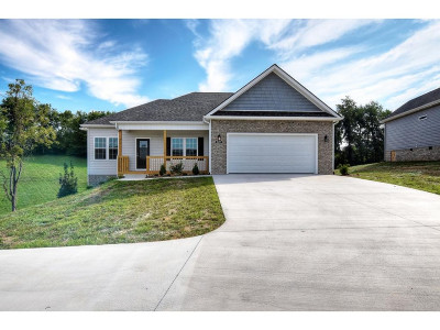 Piney Flats Single Family Home For Sale: 2177 Poplar Ridge Ct