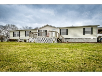 Jonesborough Single Family Home For Sale: 2450 Old Stagecoach Road