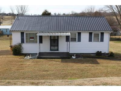 Greeneville Single Family Home For Sale: 560 Patterson St.