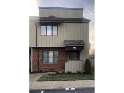 Kingsport Condo/Townhouse For Sale: 112 Scotland #B6