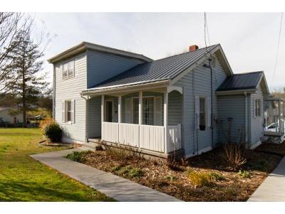 Johnson City Single Family Home For Sale: 500 Chapman