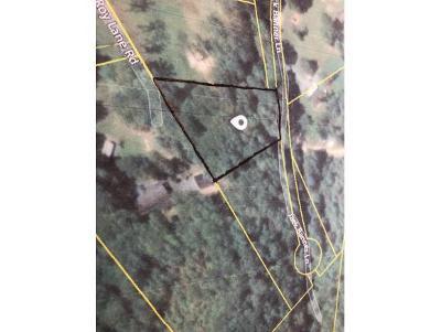 Washington-Tn County Residential Lots & Land For Sale: TBD Roy Lane