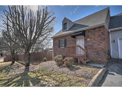 Johnson City Condo/Townhouse For Sale: 2700 Indian Ridge Road #44