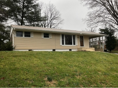 Johnson City TN Single Family Home For Sale: $109,900