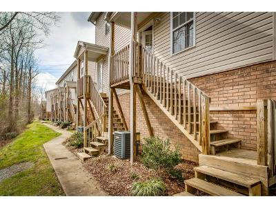 Johnson City Condo/Townhouse For Sale: 2305 Greenwood Drive #23