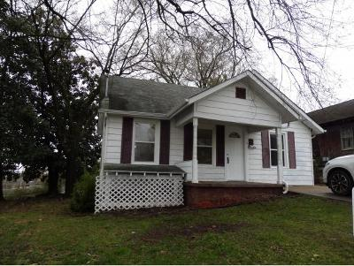 Kingsport Single Family Home For Sale: 910 Fairview Avenue