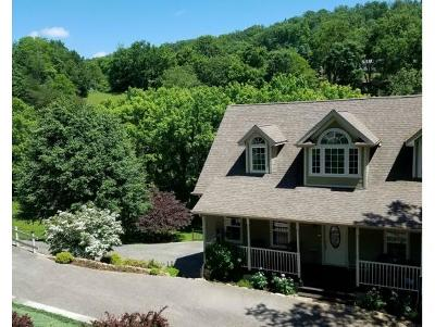 Kingsport TN Single Family Home For Sale: $270,000