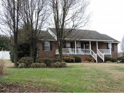 Greeneville TN Single Family Home For Sale: $264,900