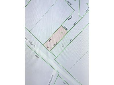 Johnson City Residential Lots & Land For Sale: 1404 Indian Ridge Road