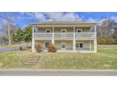 Damascus, Bristol, Bristol Va City Single Family Home For Sale: 2333 Catherine St.