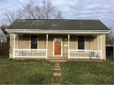 Kingsport Single Family Home For Sale: 1618 Highland Street