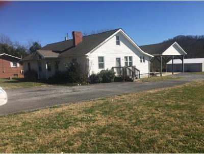 Bristol Single Family Home For Sale: 1662 Highway 126