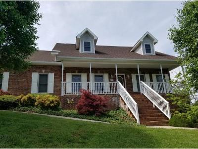 Jonesborough Single Family Home For Sale: 137 Dove Drive