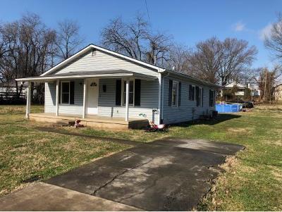 Johnson City Single Family Home For Sale: 1413 E. Fairview Avenue