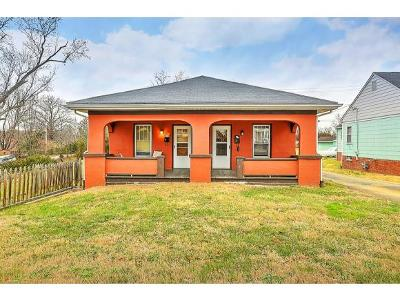 Johnson City Multi Family Home For Sale: 606 Lamont St