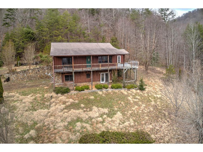 Hawkins County Single Family Home For Sale: 172 Harris Hollow Road