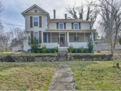 Erwin Single Family Home For Sale: 416 North Elm Avenue