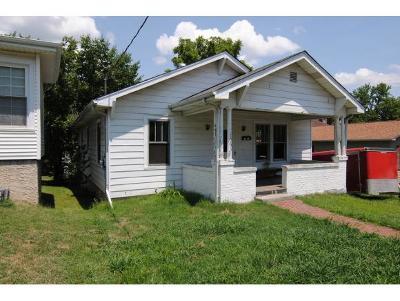 Bristol Single Family Home For Sale: 1205 Windsor Ave