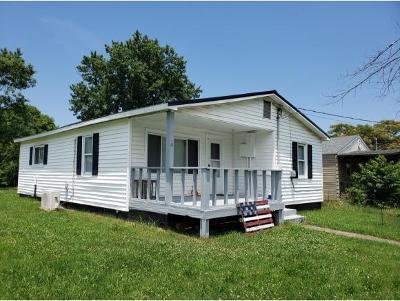 Johnson City Single Family Home For Sale: 1807 E Millard St