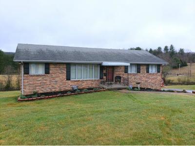 Bristol Single Family Home For Sale: 325 V I Ranch Rd