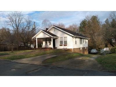 Johnson City Single Family Home For Sale: 610 Franklin Street