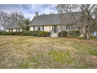 Kingsport Single Family Home For Sale: 2065 Canterbury Road