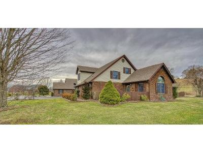 Abingdon Single Family Home For Sale: 18953 Middle