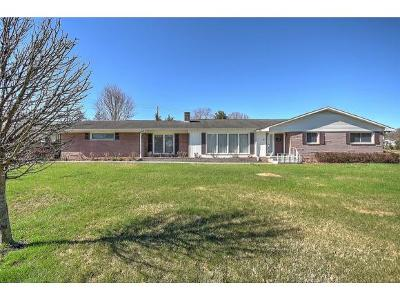Johnson City Single Family Home For Sale: 601 Hillrise Blvd