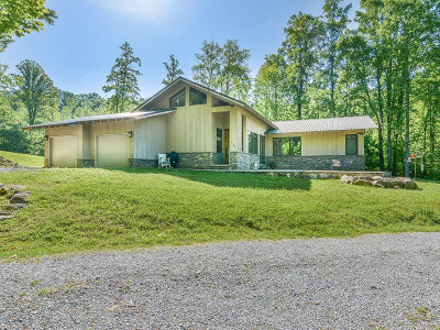 Unicoi Single Family Home For Sale: 131 Lake View Dr.
