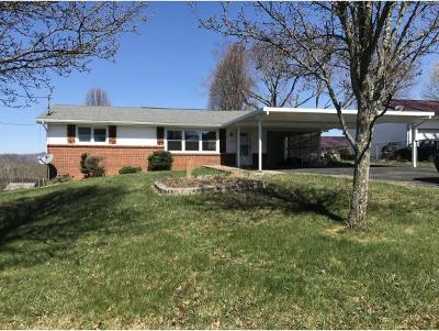 Single Family Home For Sale: 114 Forrest Rd
