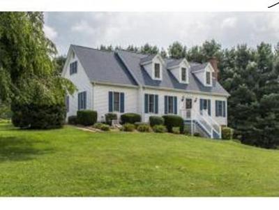 Abingdon Single Family Home For Sale: 20076 Galen Drive