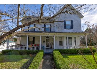 Jonesborough Single Family Home For Sale: 315 W Main St