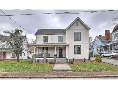 Bristol Single Family Home For Sale: 511 Alabama Street