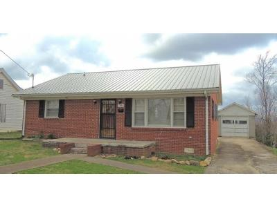 Greeneville Single Family Home For Sale: 319 N. Highland Avenue