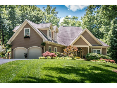 Damascus, Bristol, Bristol Va City Single Family Home For Sale: 15203 Turnberry Court