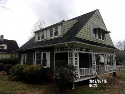 Erwin Single Family Home For Sale: 520 Walnut Street