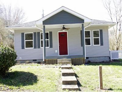Rogersville Single Family Home For Sale: 537 Tuggle Hill Rd
