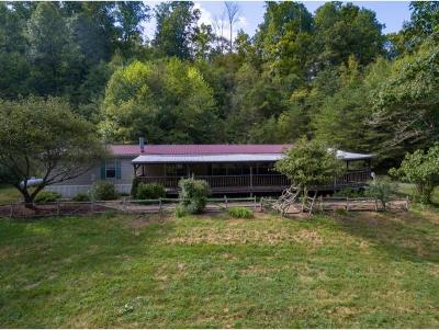 Single Family Home For Sale: 4218 Beech Creek Rd