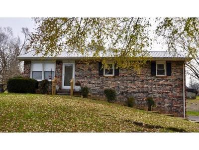 Johnson City Single Family Home For Sale: 3706 Woodcrest Dr.