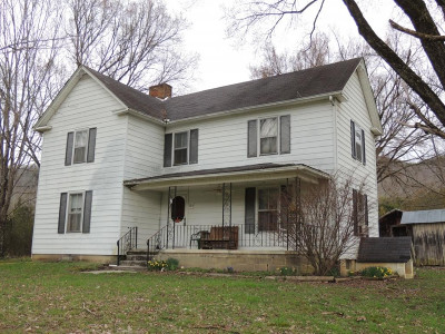 Rogersville Single Family Home For Sale: 324 Cloud Creek Road