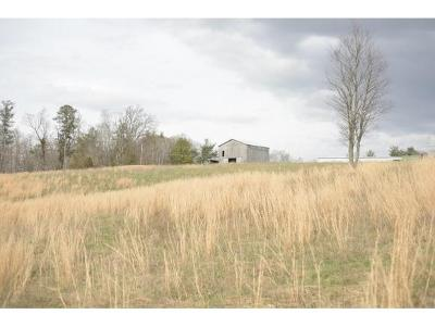 Washington-Tn County Residential Lots & Land For Sale: Tract 2 Donald Broyles Rd