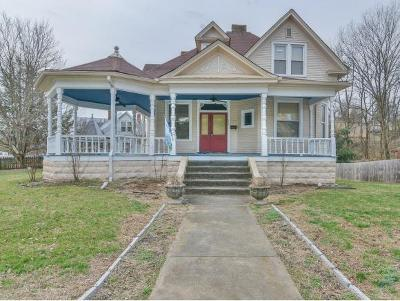 Bristol Single Family Home For Sale: 420 Taylor Street