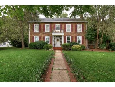 Kingsport Single Family Home For Sale: 3309 Memorial Blvd