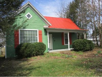 Single Family Home For Sale: 306 W Locust