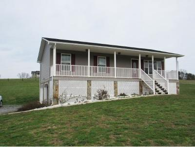 Single Family Home For Sale: 607 Jay Fanning Road