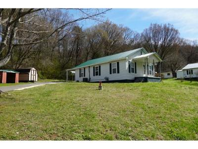 Rogersville Single Family Home For Sale: 518 Tuggle Hill Rd