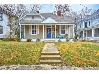 Bristol Single Family Home For Sale: 516 Spruce St