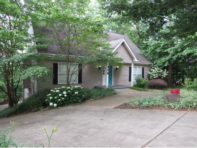 Greeneville Single Family Home For Sale: 160 Falcon Cir