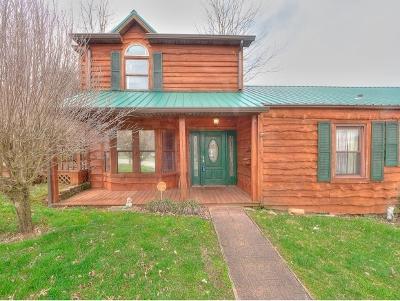 Elizabethton Single Family Home For Sale: 214 East K Street
